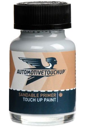 2 oz Touch Up Bottle Grey Primer