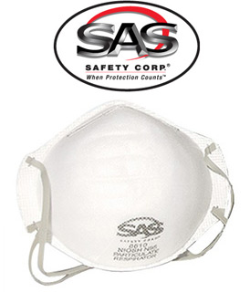 2 pack Dust Masks