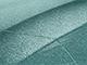 2010 Daihatsu All Models Touch Up Paint | Light Green Metallic G48