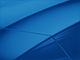 1997 Isuzu All Models Touch Up Paint | Marine Blue 4040P2, 890