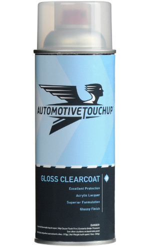 12 oz Aerosol High Gloss Clear Coat