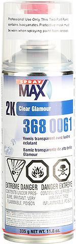 Find spraymax 3680212 2k urethane hot rod satin black paint