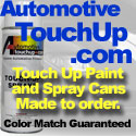 Touch Up Paint Button