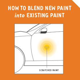 Touch Up Paint Blending Solvent