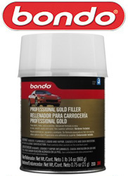 Professional Gold Filler (1 Quart)