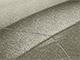 2010 Fiat Punto Touch Up Paint | Gray Metallic 348, 348B, PSN