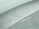 2003 Hyundai Lavita Touch Up Paint | Moderate Silver Mica MC
