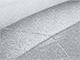 2021 GMC All Models Touch Up Paint   Silversmith Metallic 1 331E, GOA, WA331E