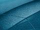 2018 Volkswagen Up Touch Up Paint | Costa Azul Metallic 3K, LW5M, W5M