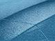 2012 Nissan Leaf Touch Up Paint | Planet Blue Metallic RAT