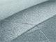 2007 Chevrolet Hhr Touch Up Paint | Blue Frost Metallic 20, 208M, WA208M