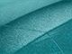 2000 Fiat Multipla Touch Up Paint | Turchese Bio Metallic 431B