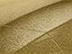 2007 Hyundai Accent Touch Up Paint | Mari Gold Metallic HR