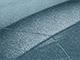 1979 Saab All Models Touch Up Paint | Aquamarine Blue Metallic 137B