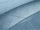 1987 Volkswagen All Models Touch Up Paint | Light Blue Metallic LD5U