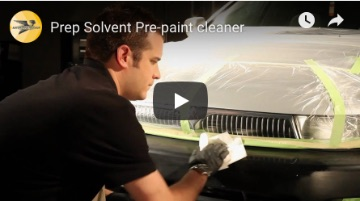 Prep Solvent Pre-paint Cleaner