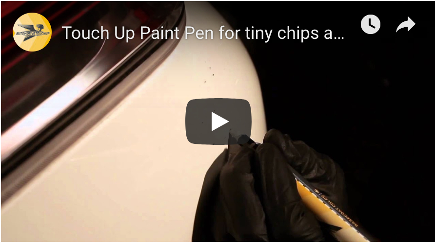 Touch Up Paint Pen for Tiny Chips and Scratches
