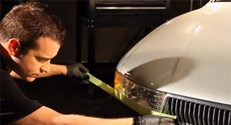 bentley touch up paint video
