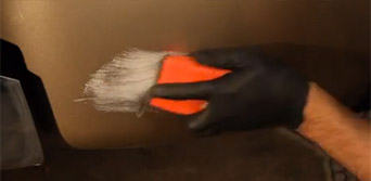 maybach touch up paint video