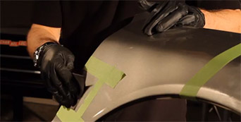 suzuki touch up paint video